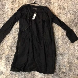 S Michael Stars water resistant trench coat NWT!